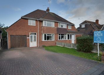 Thumbnail Semi-detached house for sale in Weston Road, Stafford