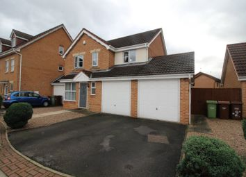 Thumbnail 4 bed detached house for sale in Twill Close, Wakefield, West Yorkshire