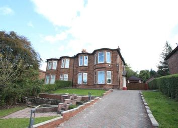Thumbnail 4 bed semi-detached house for sale in Maxwell Drive, Glasgow, Lanarkshire