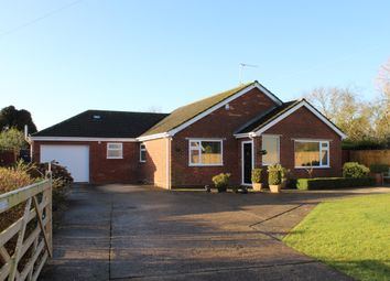 Thumbnail 3 bed detached bungalow for sale in Great Steeping, Spilsby