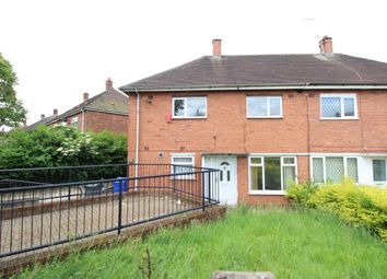 Thumbnail 3 bedroom semi-detached house to rent in St. Nicholas Avenue, Norton, Stoke-On-Trent