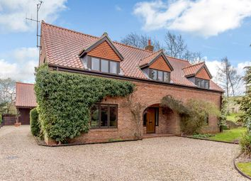 Thumbnail 3 bed detached house for sale in Cromwell Hill, Kirby Grindalythe