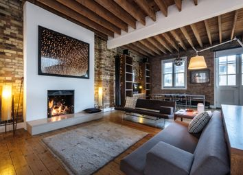 Thumbnail 2 bed flat for sale in Rufus Street, Shoreditch