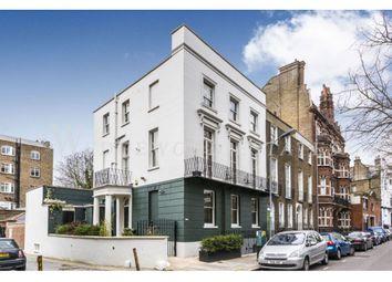 Thumbnail End terrace house for sale in Addison Bridge Place, Kensington, London