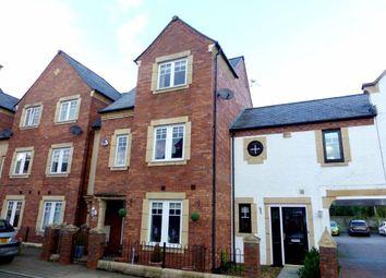 Thumbnail 3 bed town house for sale in Bainbridge Crescent, Warrington