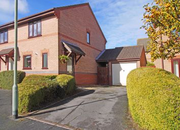 Thumbnail 2 bed semi-detached house for sale in Miller Way, Exminster, Exeter