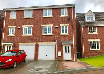 Thumbnail 4 bedroom town house for sale in Murray Drive, Middleton, Leeds