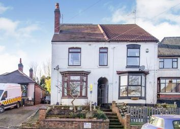 3 bed semi-detached house for sale in Burton Road, Castle Gresley, Swadlincote, Derbyshire DE11