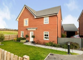 Thumbnail 4 bed detached house for sale in Helmsley Road, Grantham