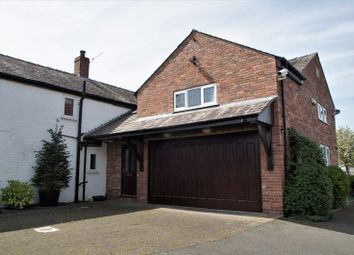 Thumbnail 2 bed property to rent in Main Road, Goostrey, Crewe
