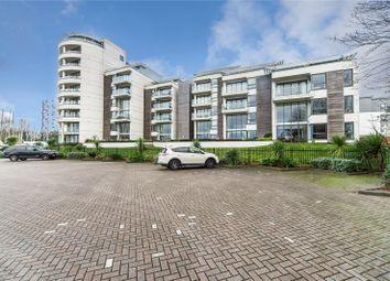 Thumbnail 4 bed flat for sale in The Hamptons, Pier Road, Gillingham, Kent