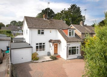 Thumbnail 4 bed detached house for sale in Church Road, Lingfield