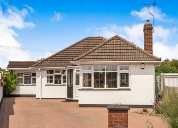Thumbnail 2 bed bungalow for sale in Sherbrook Close, Brocton, Stafford, Staffordshire