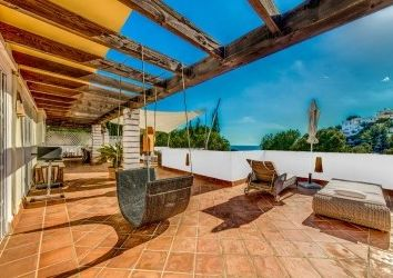 Thumbnail 2 bed apartment for sale in Costa De La Calma, Balearic Islands, Spain