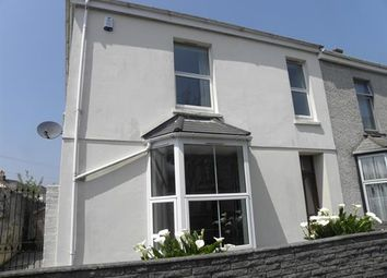 Thumbnail 4 bed end terrace house to rent in Killigrew Street, Falmouth
