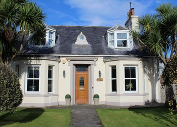 Thumbnail 4 bed detached house for sale in Sheuchan Cottage, Leswalt High Road, Stranraer