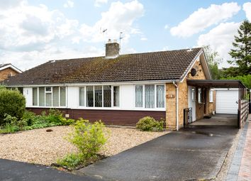 Thumbnail 2 bed semi-detached bungalow for sale in Old Orchard, Haxby, York
