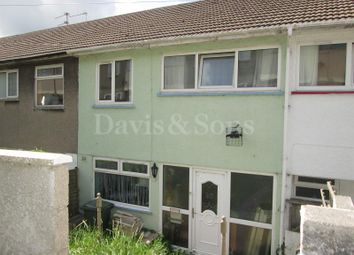 Thumbnail 4 bedroom terraced house for sale in Forsythia Close, Risca, Newport.