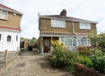 Thumbnail 2 bed semi-detached house for sale in Mildred Avenue, Northolt