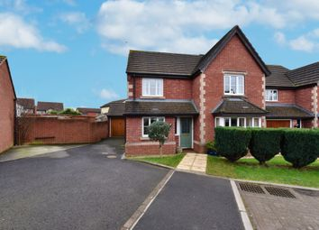 Thumbnail 4 bedroom detached house for sale in Muchelney Way, Yeovil