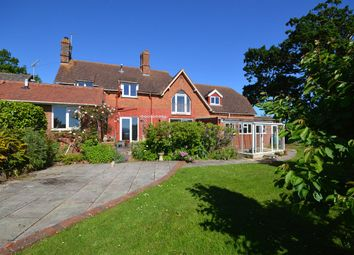 Thumbnail 4 bed detached house for sale in Exmouth Road, Exton, Exeter