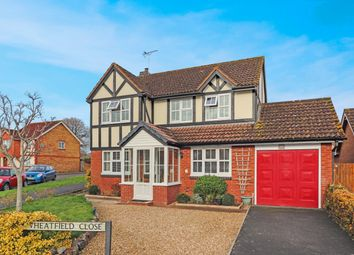 Wheatfield Close, Cullompton EX15. 4 bed detached house for sale