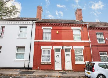 Thumbnail Terraced house for sale in Canterbury Street, Coventry