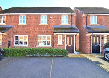 Thumbnail 3 bed semi-detached house to rent in Badgers Holt, Branton, Doncaster