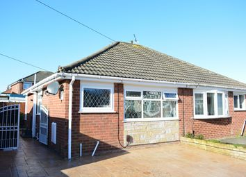 Thumbnail 2 bed semi-detached bungalow for sale in Burns Place, Blackpool