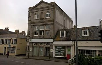 Thumbnail Commercial property for sale in 67 Morrab Road, Penzance, Cornwall