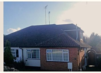 Thumbnail 3 bed bungalow for sale in The Crescent, Horley