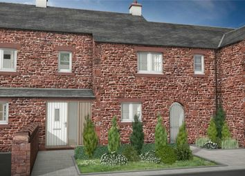 Thumbnail 3 bed terraced house for sale in Plot 7, The Old Sawmill, Warcop, Appleby-In-Westmorland, Cumbria