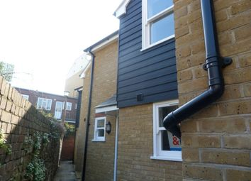 Thumbnail 2 bed cottage for sale in Sion Passage, Ramsgate