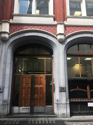 Office to let in Austin Friars, London EC2N
