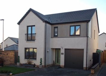 Thumbnail 4 bed detached house for sale in Baillie Crescent, Alford