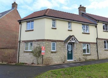Thumbnail 3 bed semi-detached house for sale in Frome Valley Road, Dorchester, Dorset