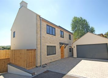 Thumbnail 4 bed detached house for sale in Timsbury Road, Farmborough, Bath