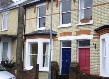Thumbnail 2 bed end terrace house to rent in St. Philips Road, Cambridge