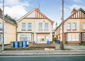 Thumbnail 4 bed semi-detached house for sale in Burrell Road, Ipswich