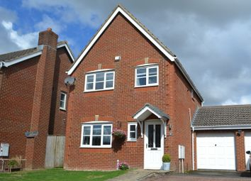 Thumbnail 3 bed detached house for sale in Under Knoll, Peasedown St. John, Bath