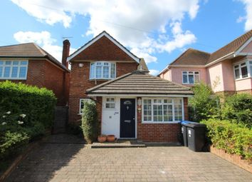 Thumbnail 3 bed detached house to rent in Hollies Avenue, West Byfleet