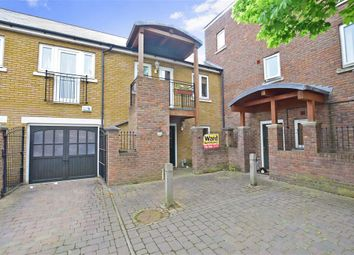 Thumbnail 3 bed end terrace house for sale in Lightermans Way, Greenhithe, Kent