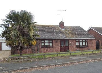 Thumbnail 3 bed bungalow for sale in Lark Hill, Moulton, Newmarket