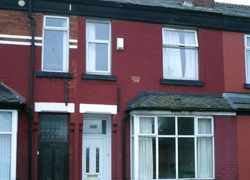 Thumbnail 2 bed terraced house to rent in Moseley Road, Fallowfield