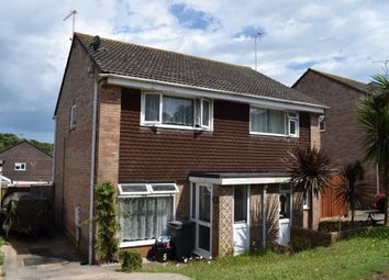 Thumbnail 2 bed semi-detached house to rent in Wyre Close, Roselands, Paignton, Devon