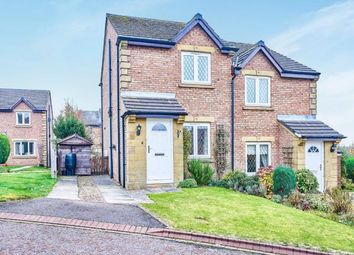 Thumbnail 2 bed semi-detached house for sale in Ducket Close, Richmond, North Yorkshire