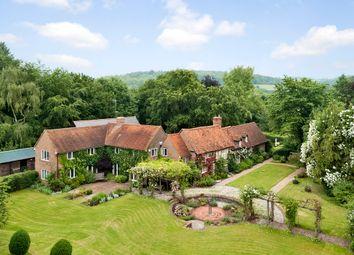 Thumbnail 5 bed farmhouse for sale in Skirmett, Henley-On-Thames