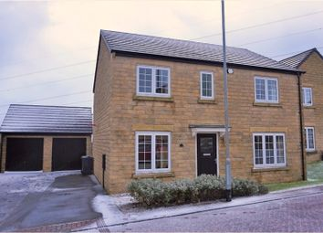 Thumbnail 4 bed detached house for sale in Stirling Wood Close, Lindley Park, Huddersfield