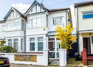 Thumbnail 3 bed semi-detached house for sale in Crowborough Road, London