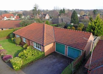 Thumbnail 3 bedroom detached bungalow for sale in The Walnuts, Ufford, Woodbridge